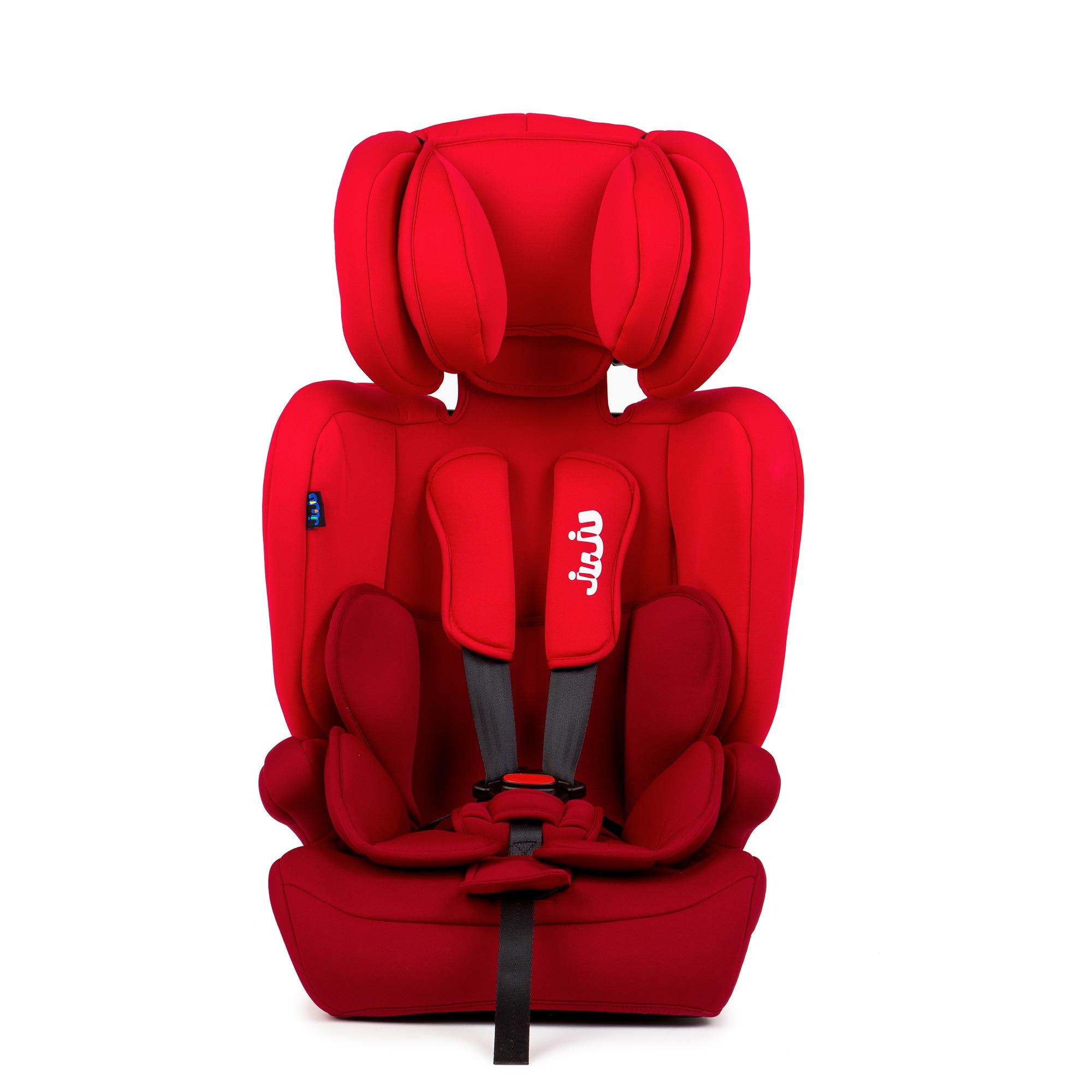Fotografie Scaun auto Juju Safe Rider, 9-36 kg, Rosu/Bordo