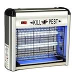 Pest Killer 20W UV csöves elektromos rovarcsapda szúnyogirtó (2x10W)