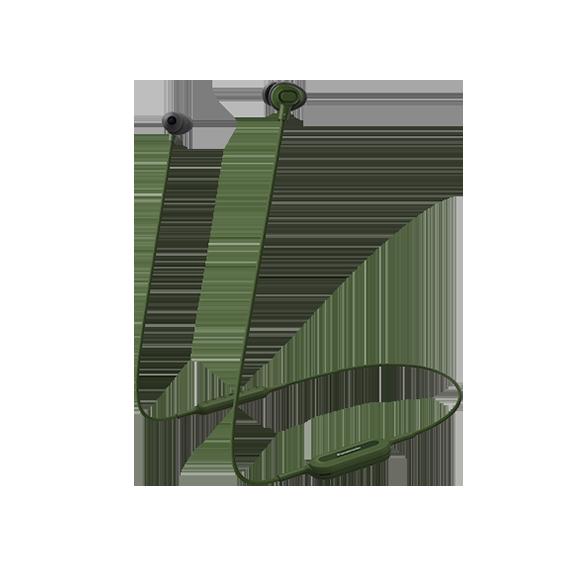 Fotografie Casti Audio In Ear Panasonic RP-NJ310BE-G, Wireless, Bluetooth, Microfon, Autonomie 6 ore, Verde