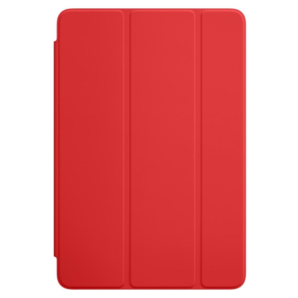 Fotografie Husa de protectie Apple Smart Cover pentru iPad Mini 4, Red