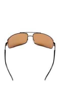 Мъжки очила ROCS, Правоъгълни, P2239C2, Кафяв