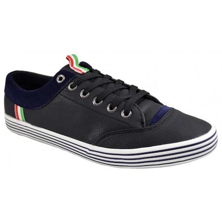 Pantofi casual barbati negri Italy, 43 EU