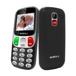 Мобилен телефон Mobiola MB800, Black