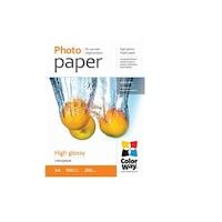 Colorway fotópapír, magasfényű (high glossy), 200 g/m2, a4, 100 lap