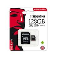 Карта памет Kingston 128GB с адаптер клас 10