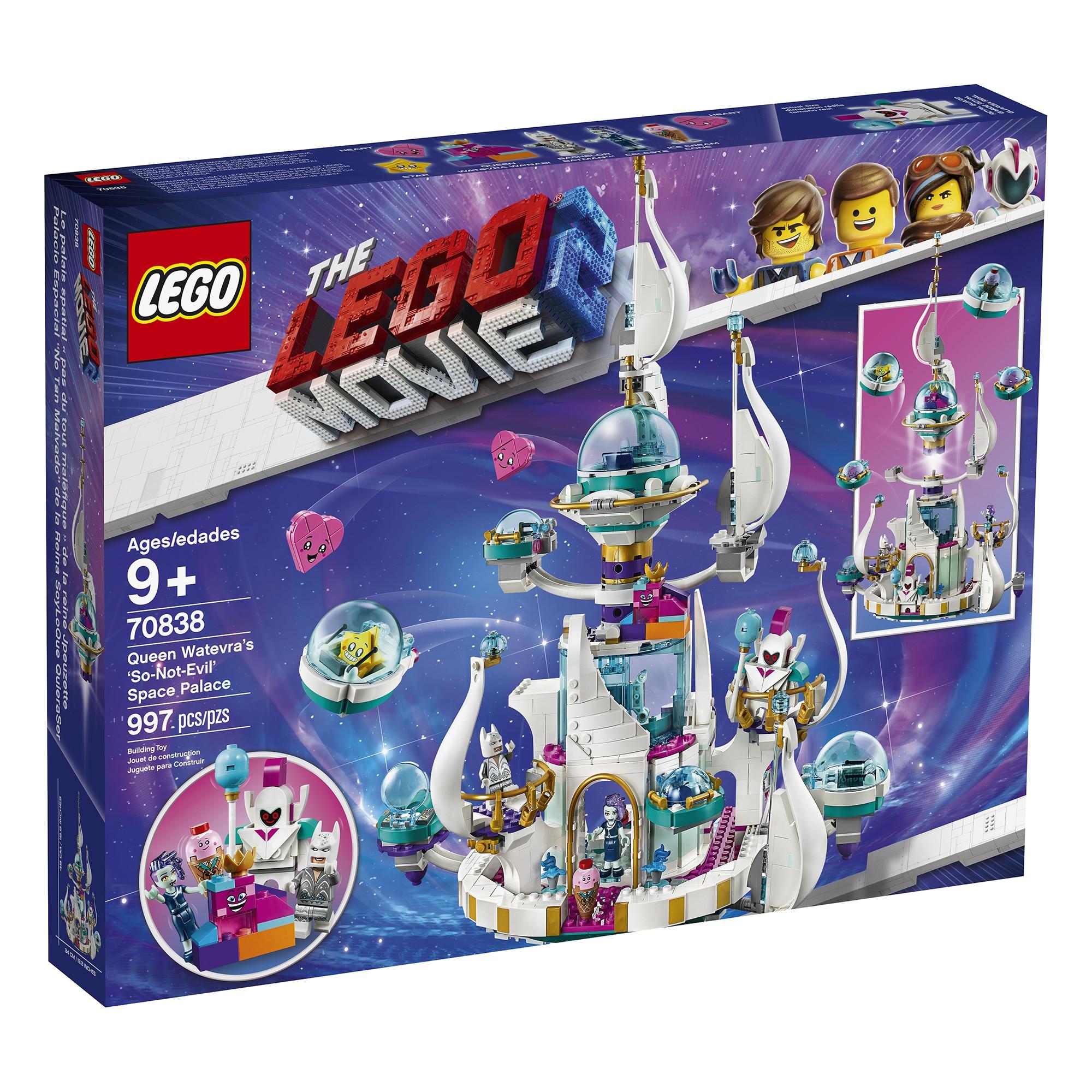 Fotografie LEGO® Movie - Castelul Borealis 70838