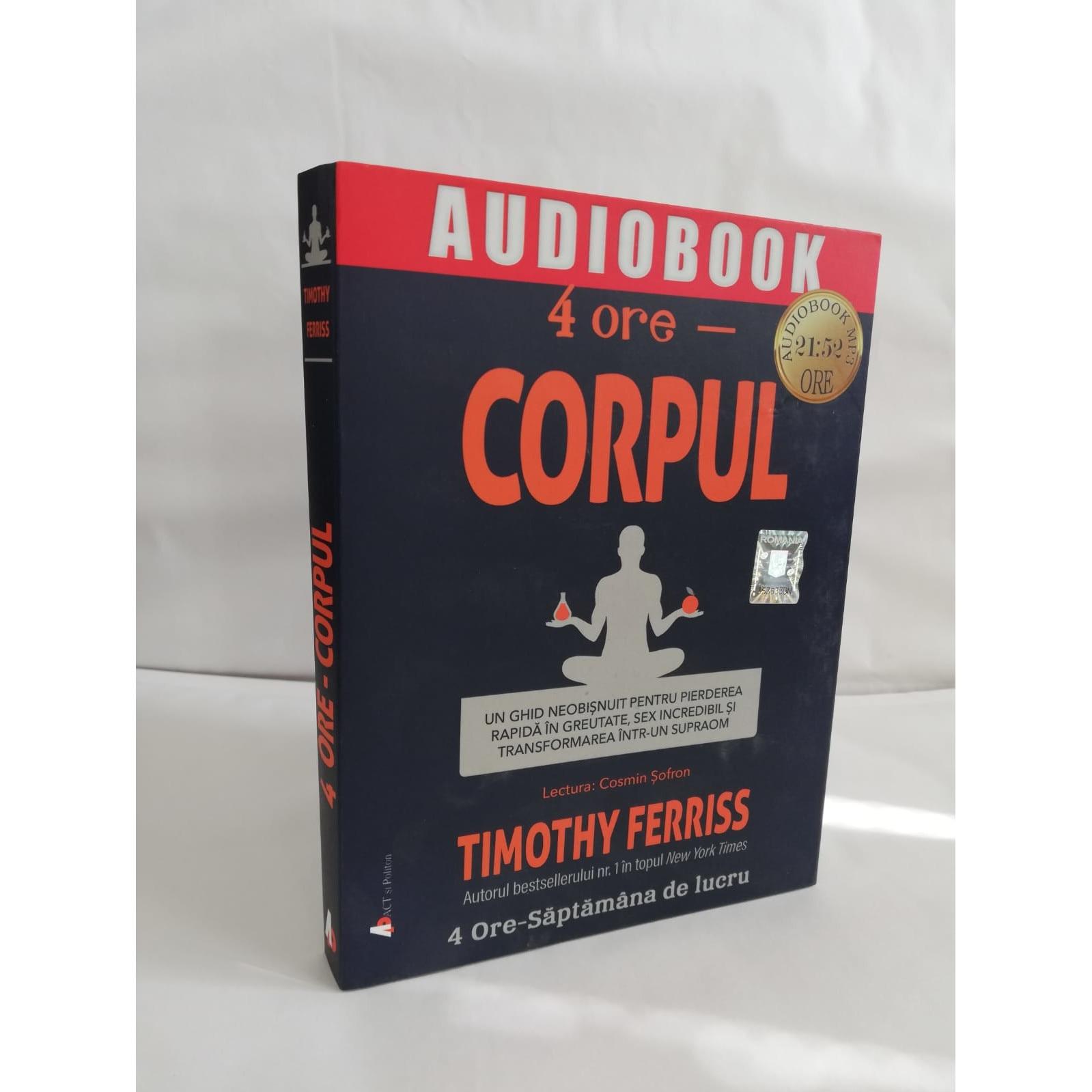 te pot face sa slabesti audiobook