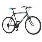 """Venssini Torino MTB kerékpár, 26"""", Fekete"""