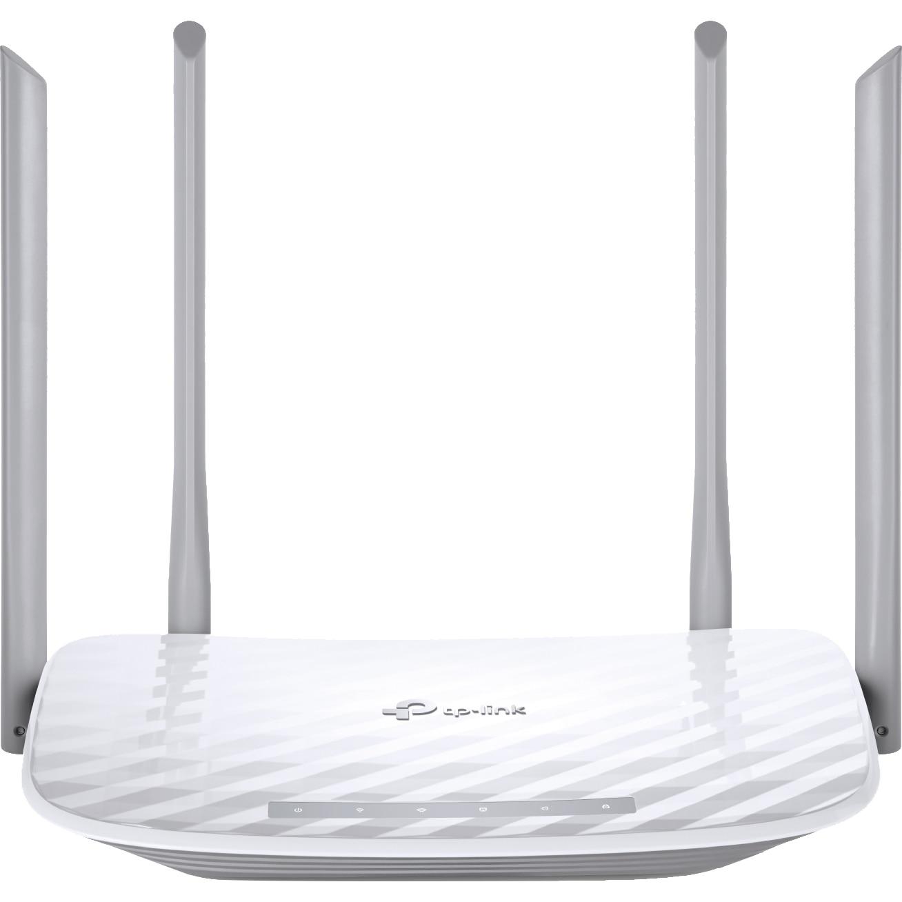 Fotografie Router wireless AC1200 TP-Link Archer C50, Dual Band
