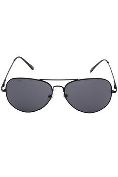 Мъжки слънчеви очила ROCS, Авиатор MRT-9C1, Черен/ Мат