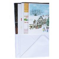 Поздравителна картичка Vivo, 21 х 15 cm