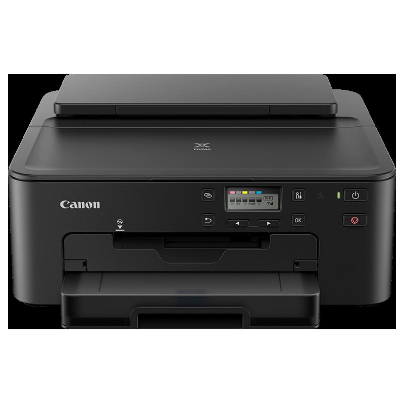 Fotografie Imprimanta inkjet color Canon Pixma TS705, A4