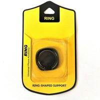 Универсален метален пръстен-ринг за телефон, Черен