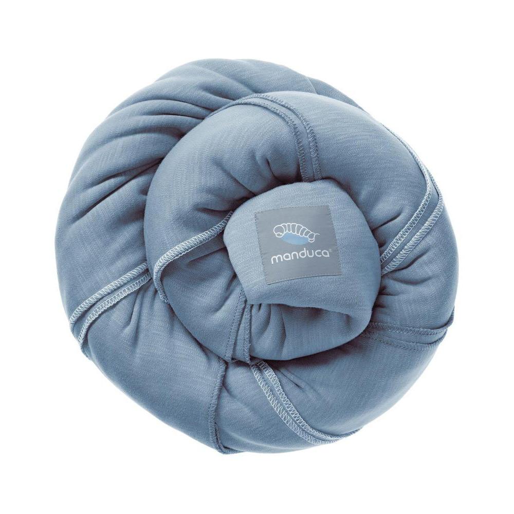 Fotografie Wrap elastic Manduca, Albastru
