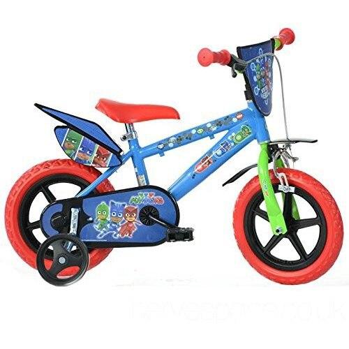 Fotografie Bicicleta copii Dino Bikes 12'', Eroi in pijama