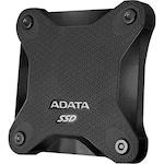Външен SSD ADATA Durable SD600Q, 240GB USB 3.1, Черен