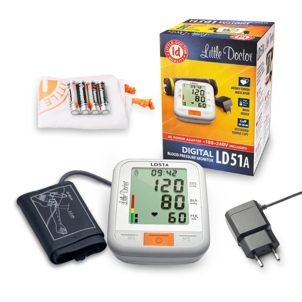 Апарат за измерване на кръвно налягане Little Doctor LD..