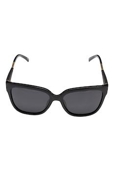 Дамски слънчеви очила ROCS, Wayfarer, Поляризирани лещи, Черен