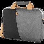 """Чанта за лаптоп Hama Florence 13.3"""", Черен /Сив"""