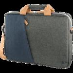 "Чанта за лаптоп Hama Florence 17.3"", Синя/Тъмносива"