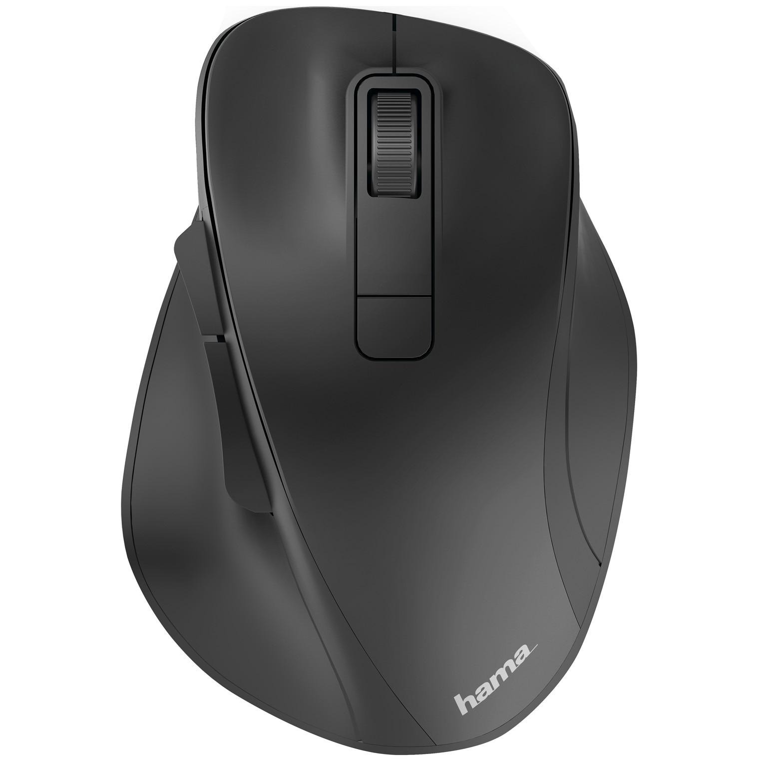 Fotografie Mouse wireless Hama MW-500, negru