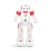 JJRC R12 Cady Wiso RC Robot programozható intelligens vezérléssel (magyar útmutatóval gesztusvezérlés távirányítós játék) - piros