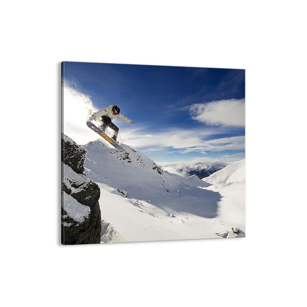 Câte calorii arzi într-o oră de snowboarding