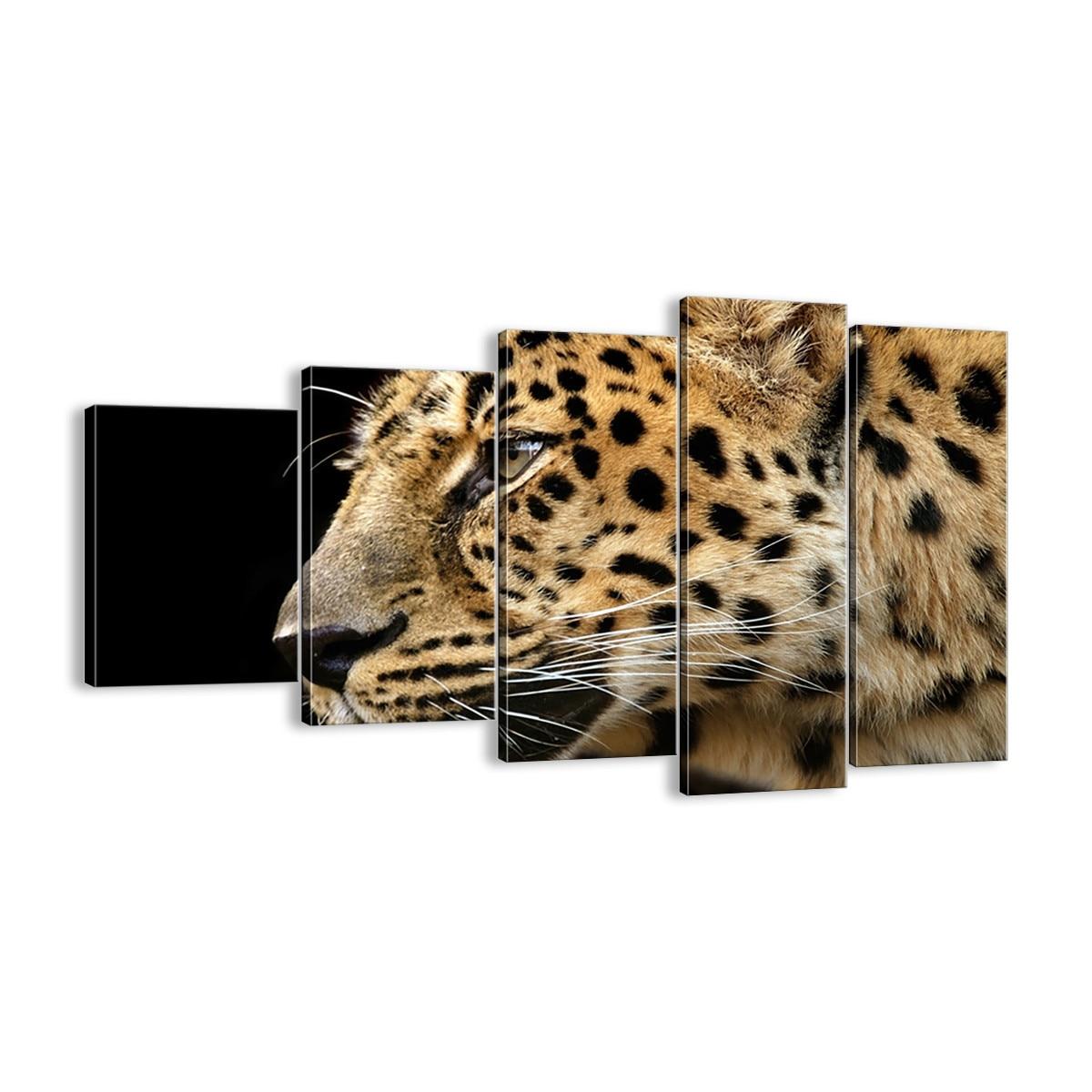 Arzător de grăsime leopard negru