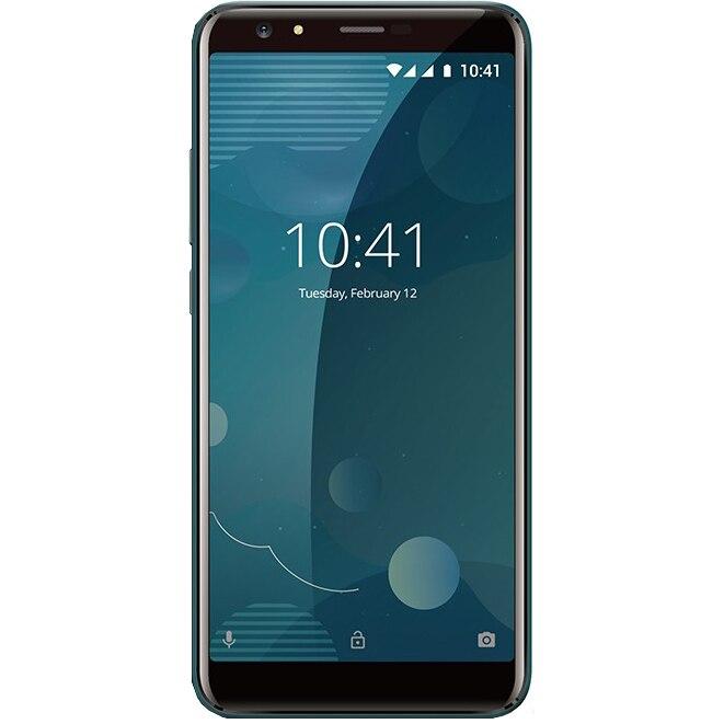 Fotografie Telefon Mobil Allview P10 PRO, Dual Sim, 32GB, 4G, Metalic Green