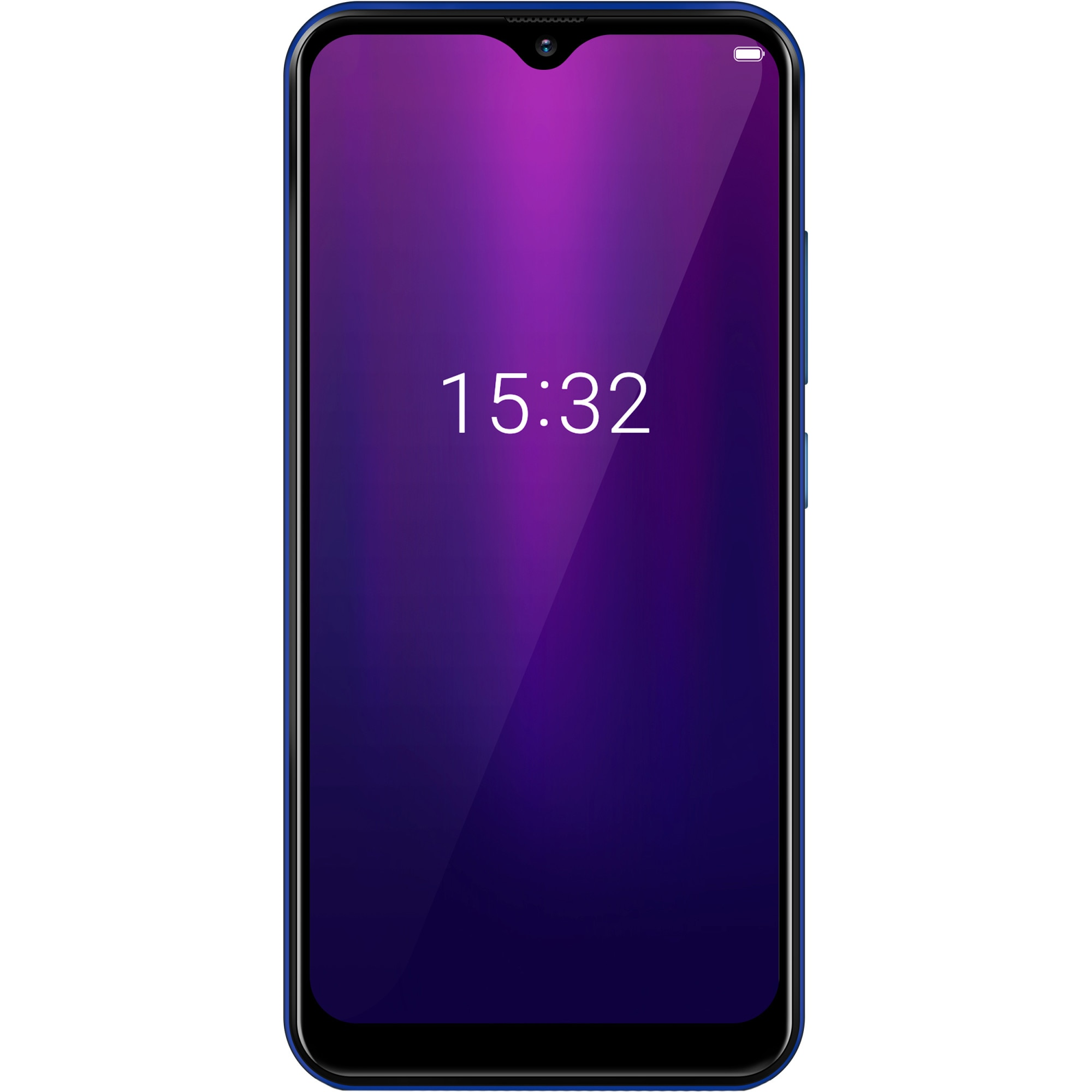 Fotografie Telefon Mobil Allview Soul X6 Mini, Dual Sim, 16GB, 4G, Blue
