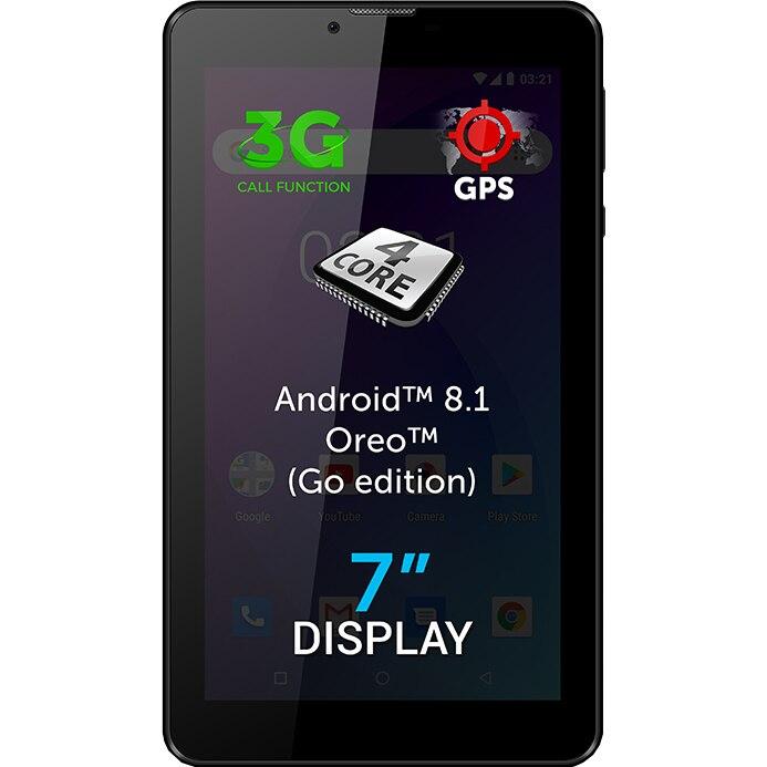 Fotografie Tableta Allview Ax503, Quad-Core 1.3 GHz, 1GB RAM, 8GB, 3G, Black