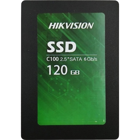 """Solid State Drive (SSD) Hikvision C100, 120GB, 2.5"""", Sata III"""