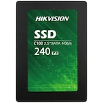 """Solid State Drive (SSD) Hikvision C100, 240GB, 2.5"""", Sata III"""