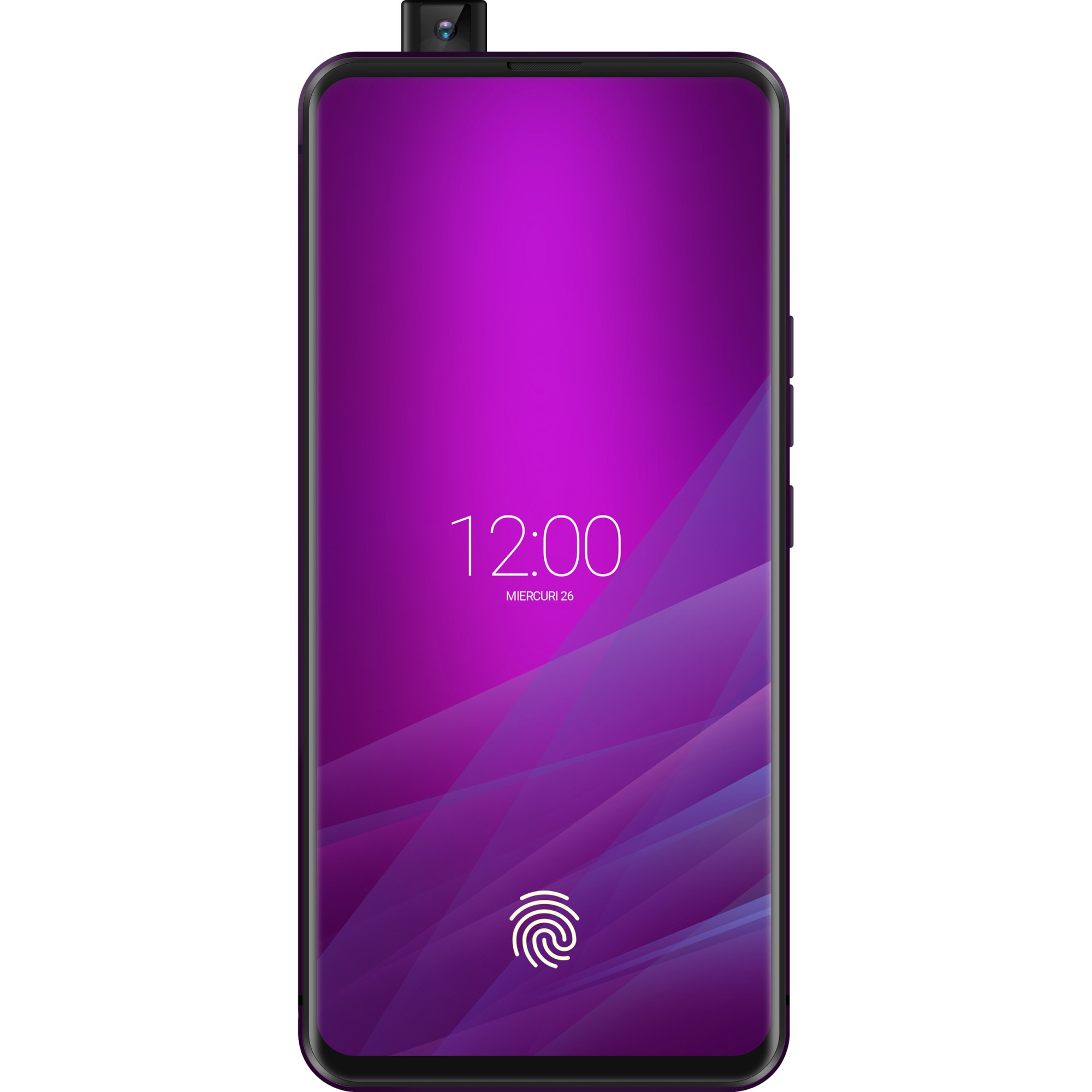 Fotografie Telefon mobil Allview Soul X6 Xtreme, Dual SIM, 64GB, 4G, Urban Violet