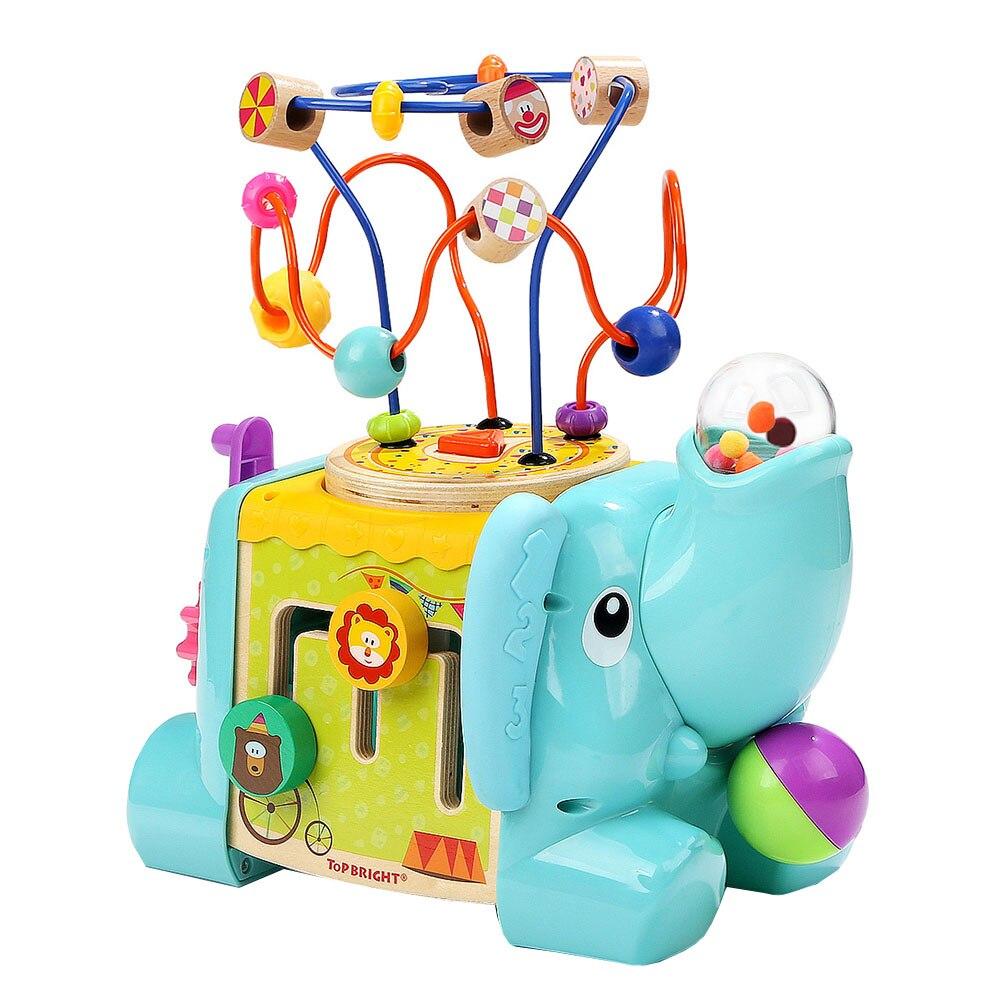 Fotografie Jucarie activitati M-Toys - Elefantel