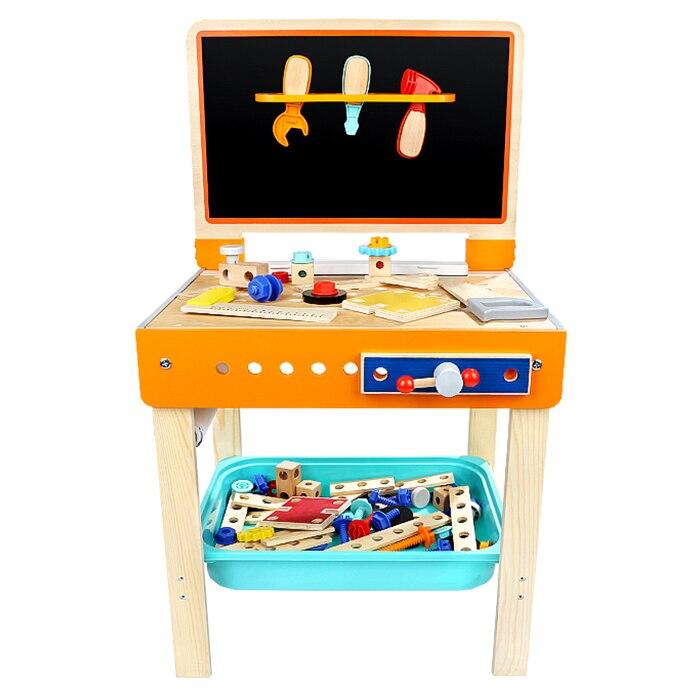 Fotografie Banc de lucru M-Toys, din lemn