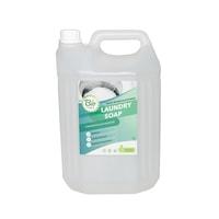 Bioforce Laundry Soap, hipoallergén folyékony mosószer automata mosógépekhez és kézi mosáshoz, 3L