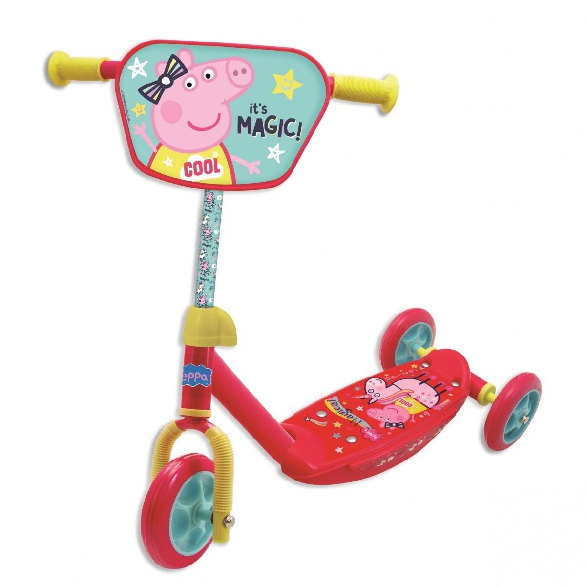 Fotografie Trotineta copii AS cu 3 roti - Peppa Pig