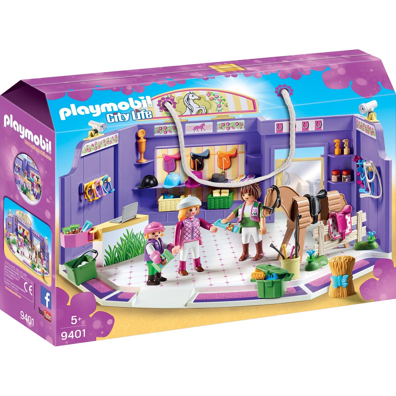 Fotografie Playmobil City Life - Magazin de accesorii pentru caluti