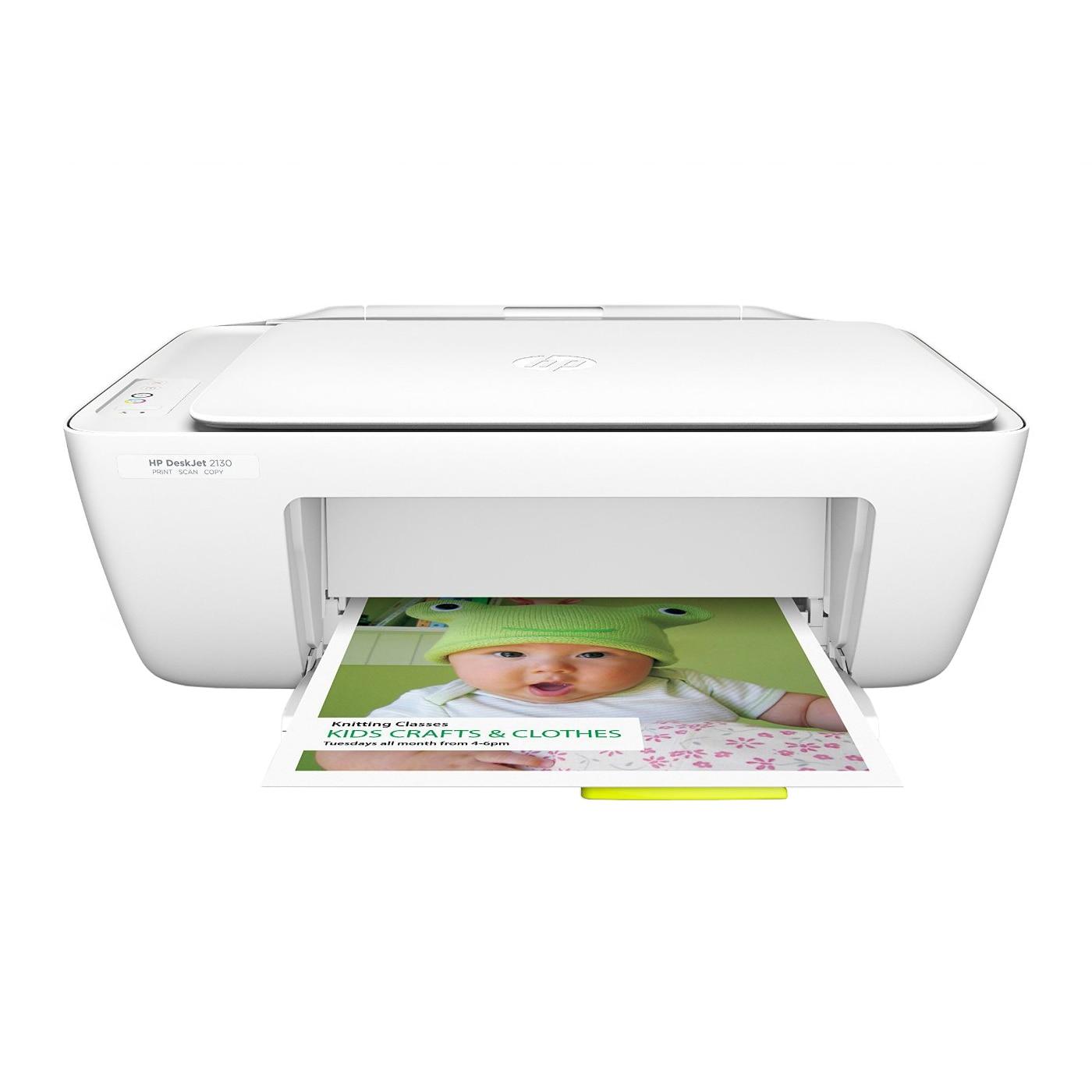 Fotografie Multifunctional HP Deskjet 2130 All-in-One, A4