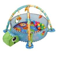 Активна гимнастика M-Toys - Водна костенурка, С топки