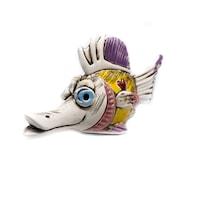 Керамични фигури Спектър керамик Риба В029 Н-8 см