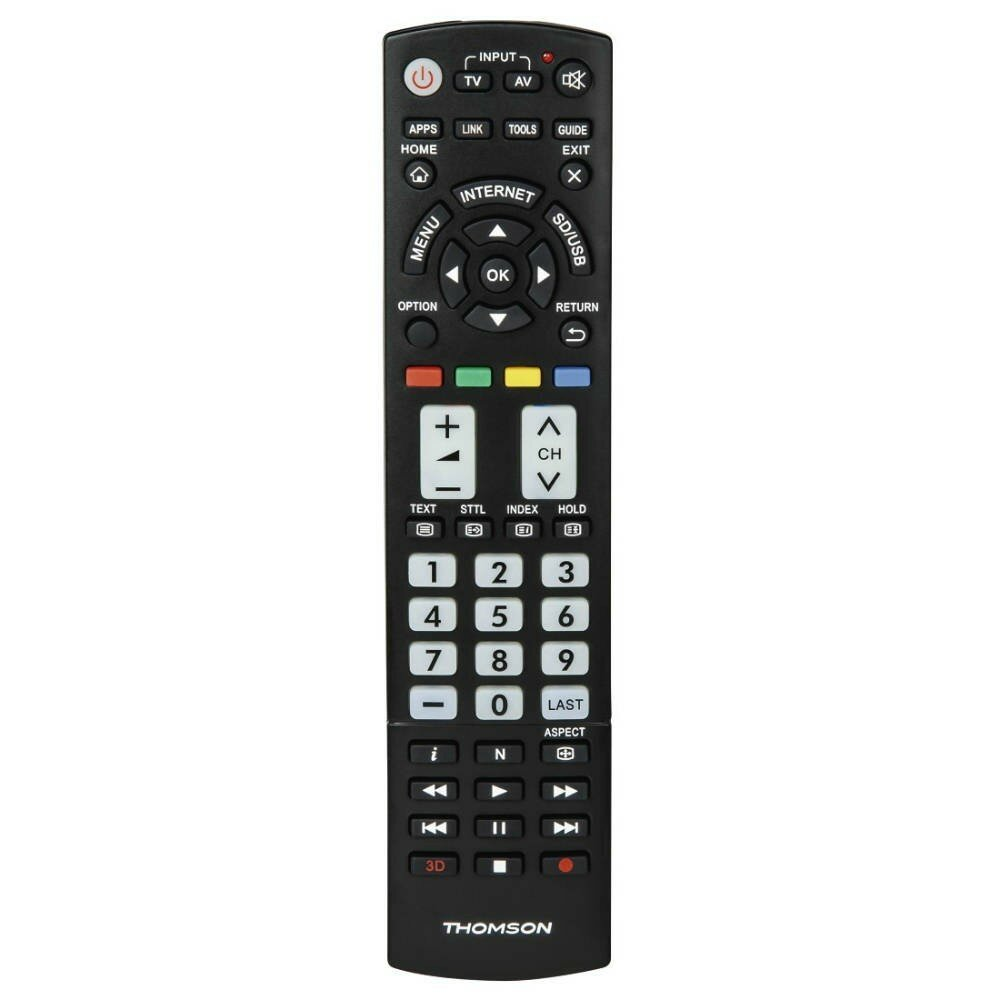 Fotografie Telecomanda TV Thomson ROC1128PAN, pentru Panasonic