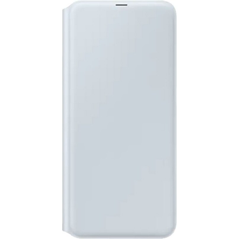 Fotografie Husa de protectie Samsung Wallet Cover pentru Galaxy A70 (2019), White