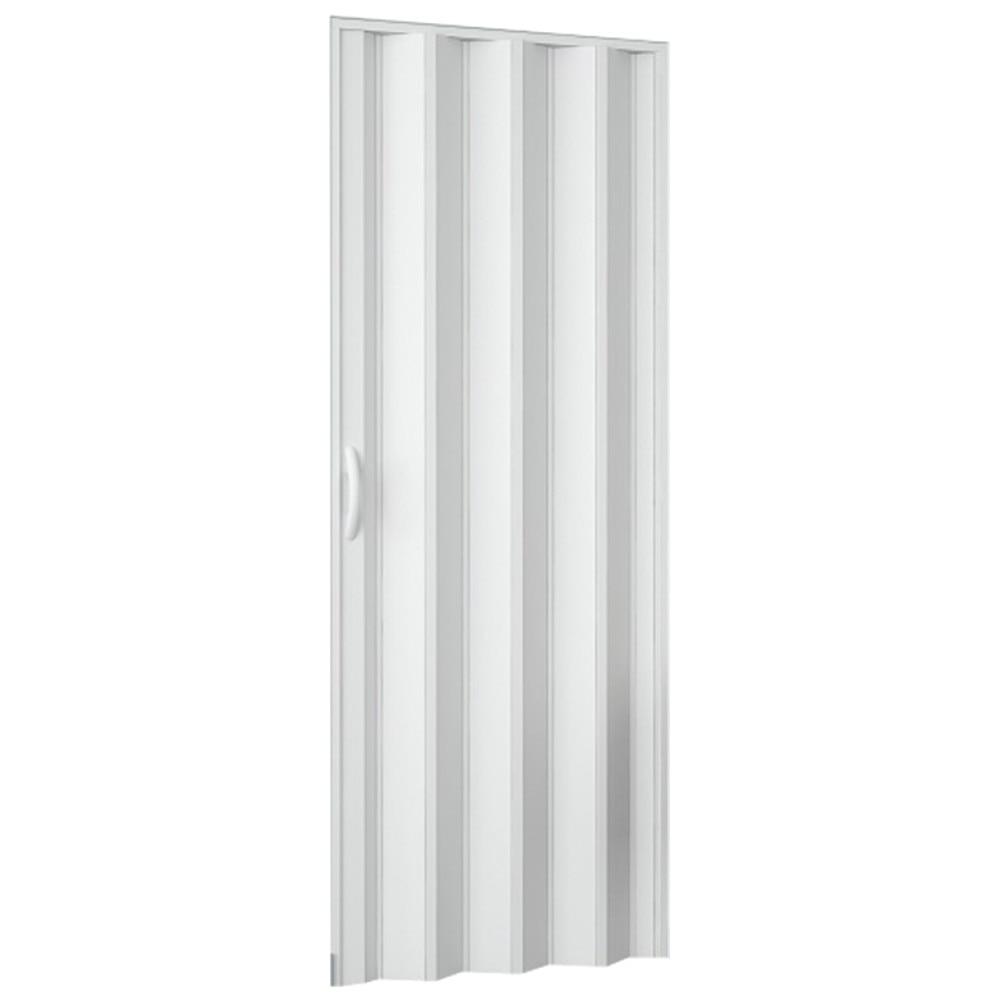 Fotografie Usa plianta PVC Italbox Aurora Large, deschidere stanga/dreapta, inchidere cu magnet, 85x203cm, Alb