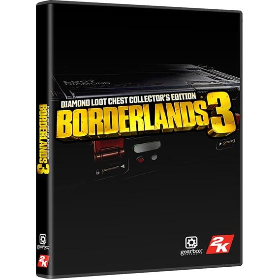 Fotografie Joc BORDERLANDS 3 LOOT CHEST COLLECTORS EDITION pentru PlayStation4