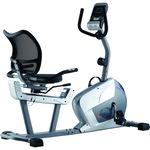 Bicicleta magnetica orizontala KONDITION BMO-8200, volanta 3 kg, greutate maxima utilizator 120 kg