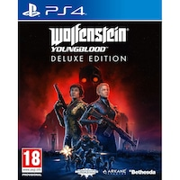 Wolfenstein Youngblood (PS4) játékszoftver