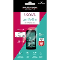 Фолио MyScreen Protector за HTC One M8, Кристал и мат