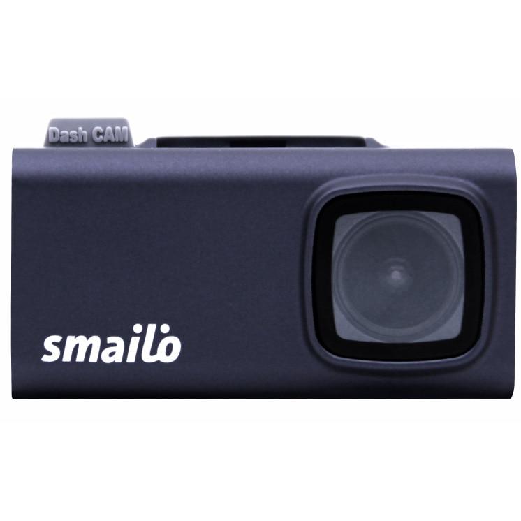 "Fotografie Camera auto DVR Smailo SharpView, Full HD, ecran de 1.4"", unghi de 150 grade, senzor Sony, Wi-Fi, control prin gesturi, modul GPS neinclus, negru"